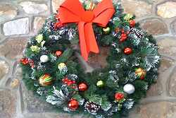 3 Foot Wreath - Customer Image