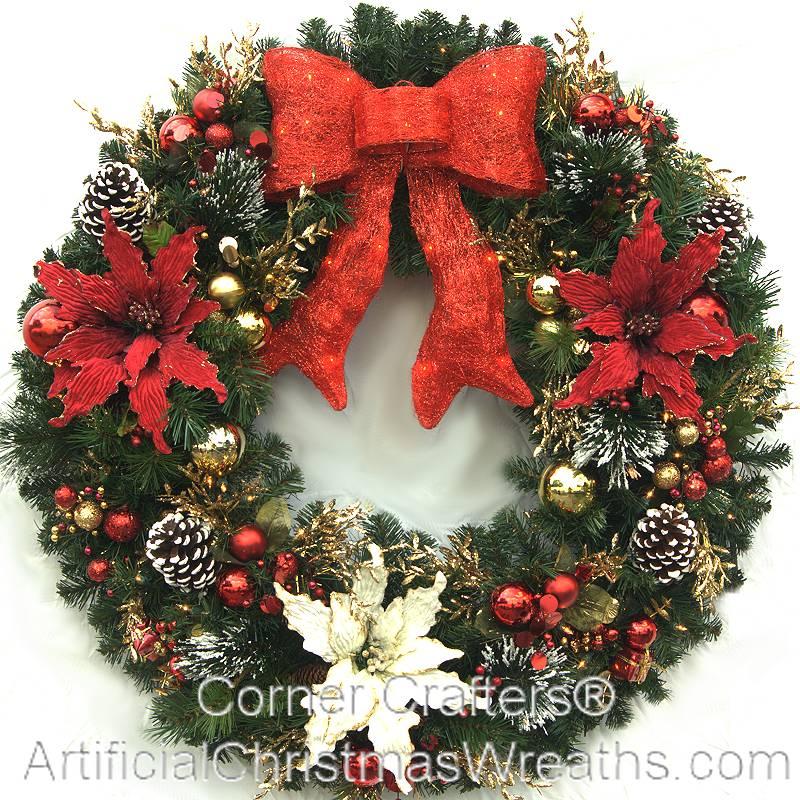 magic wreath christmas wreaths. Black Bedroom Furniture Sets. Home Design Ideas
