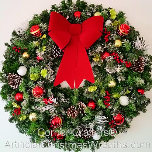 36 inch Christmas Magic Wreath