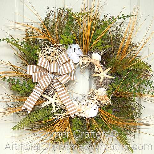 Summer Beach Wreath