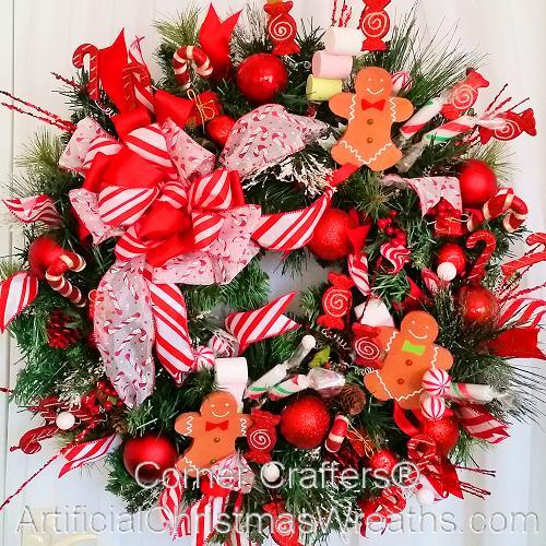 Holiday Bake Shop Wreath