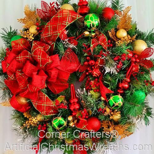Jingle All The Way Wreath