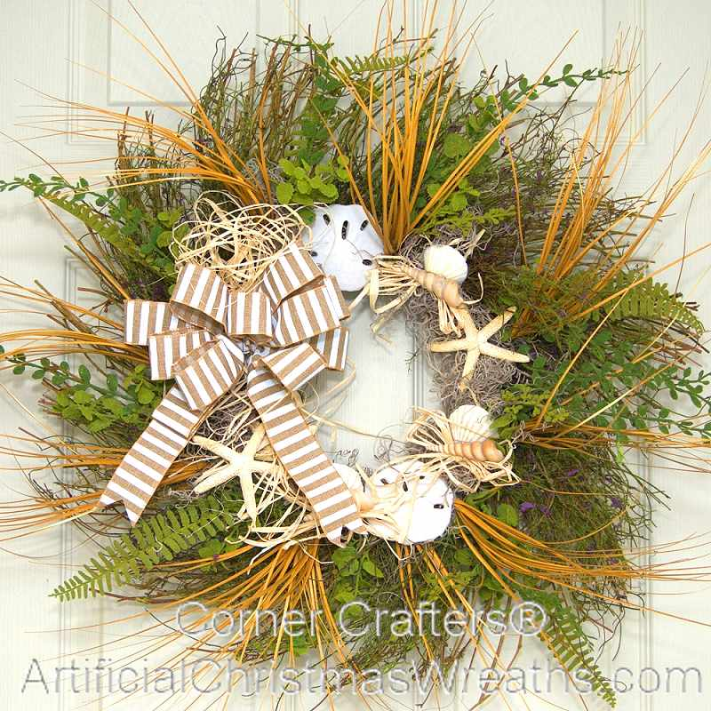 Seashell Christmas Trees