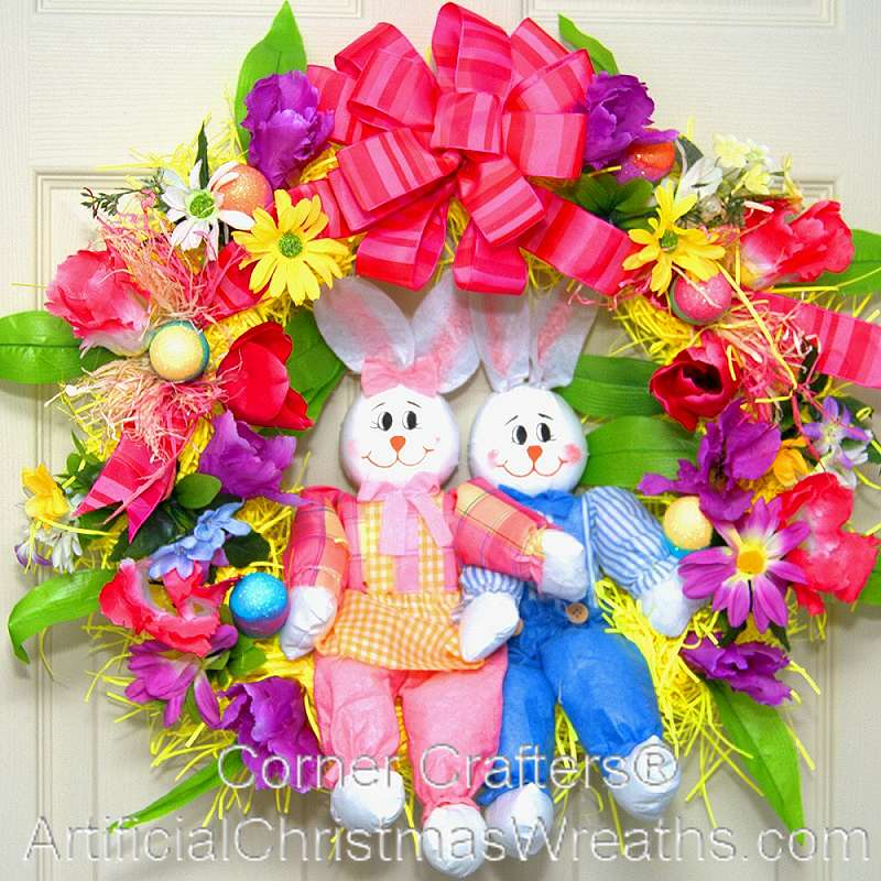 Artificialchristmaswreaths com easter decorations gifts wreaths