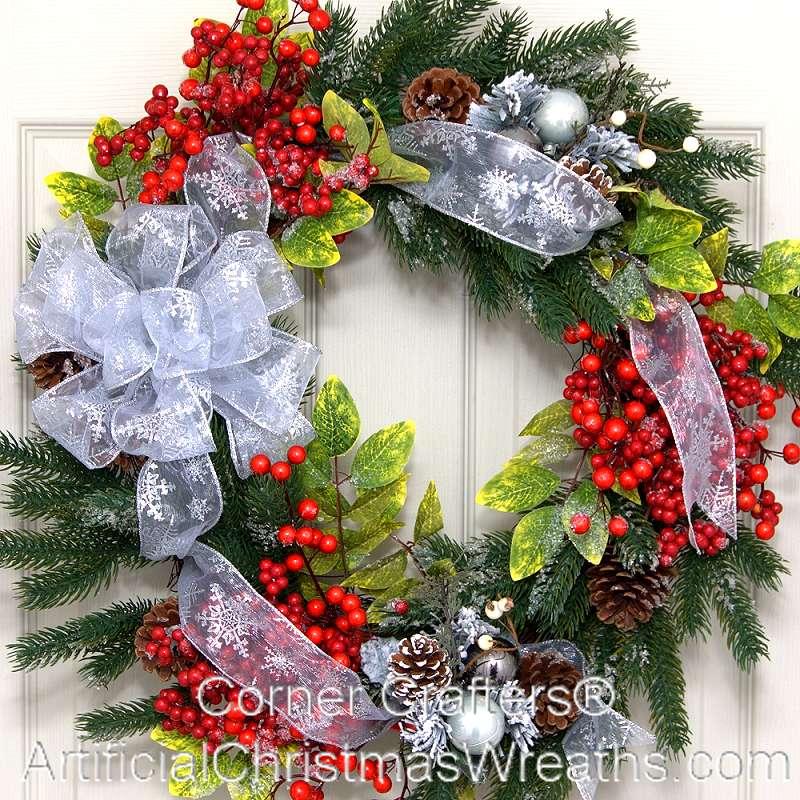Winter Wreath Winter