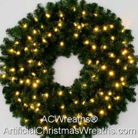 3 Foot (36 inch) Inc. Christmas Wreath