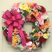 Mothers Day Wreath