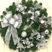 Tis the Season Christmas Wreath